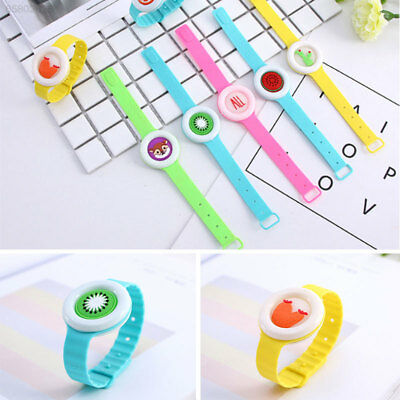 A21B Repellent Bracelet Lovely Repellent Repeller Anti Mosquito Bracelet Rubber