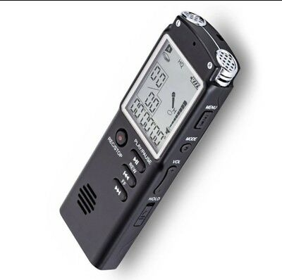 REGISTRATORE AUDIO TASCABILE 16 GB digital audio voice recorder