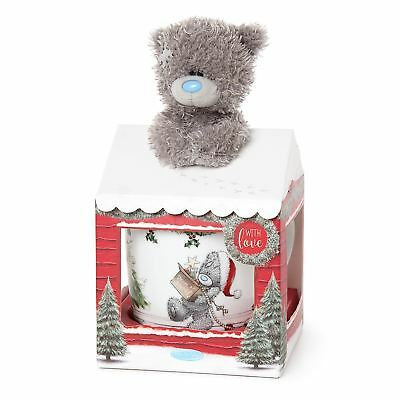 Me to You Christmas Mug and Tatty Teddy Bear Gift Set