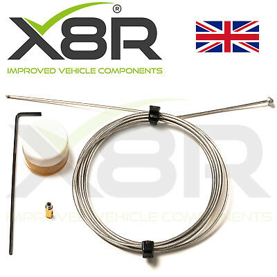 Ford Mk4 Mondeo Galaxy S-max Broken Snapped Bonnet Release Cable Fix Repair Kit