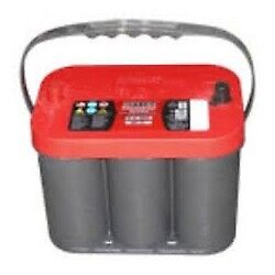 Rtc42 Batteria  Optima Red Top 50Ah 815A Fiat Freemont Jeep Wrangler