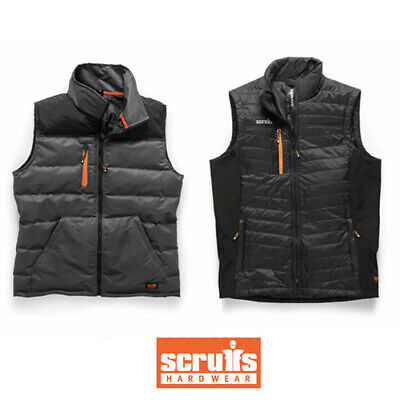 Scruffs Gilet - Thinsulate - Classic | Bodywarmer (S-XXL) Winter Work Wear