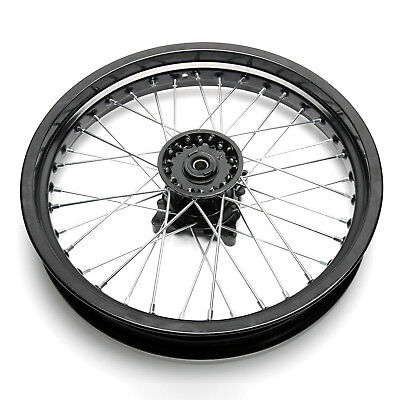 Front Wheel (Smooth) For Non EFI Sinnis Apache 125 QM125GY-2B 07-17