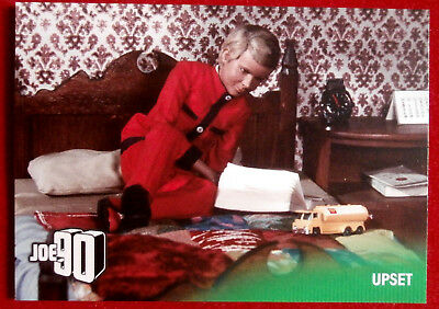 JOE 90 - UPSET - Card #30 - GERRY ANDERSON COLLECTION - Unstoppable Cards 2017