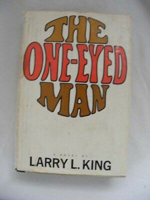 VINTAGE 1966 THE ONE-EYED MAN by LARRY L KING