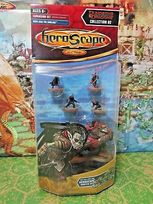 Heroscape Ogre and the Goblins NIB from Wave 12/D2 Warriors of Eberron