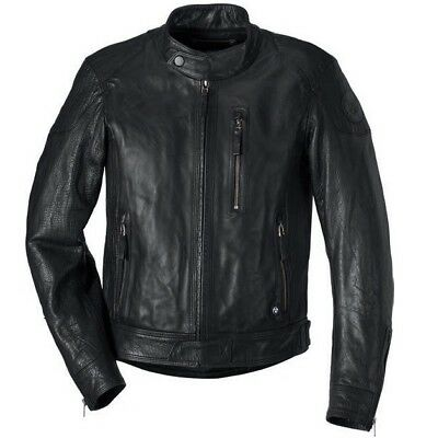 BMW Motorrad Motorcycle Leather Jacket - Free Shipping