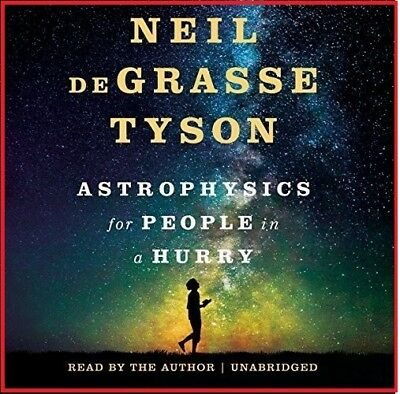 Astrophysics for People in a Hurry by Neil deGrasse Tyson (audio book, Download)