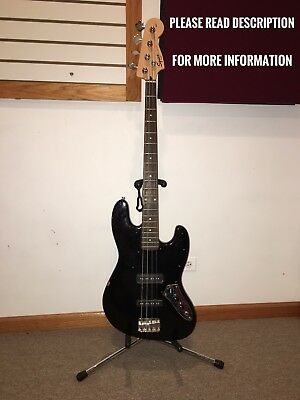 Fender Squier Affinity Jazz Electric Bass Guitar
