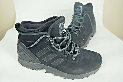 1c6406d49 ... high-top sneakers boots water resistant USED.  40.00 0 Bids or Buy It  Now 6d 2h. See Details. Adidas Mens ZX Flux Winter Shoes Aq8433 10 Black
