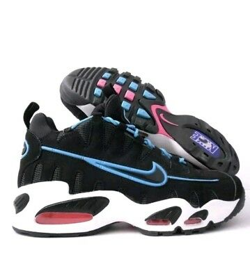 NIKE AIR MAX Nm Hideo Nomo South Beach Black Griffey Jr Sz 10 429749 ... 95500bca3
