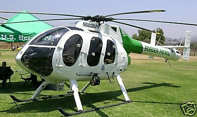 MD HELICOPTERS MD-902 Explorer Light Twin Helicopter Wood