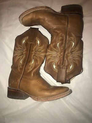 1352f6176c2 CUATRALBA BROWN LEATHER Boots