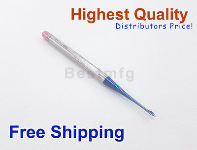 Dental PDL Elevators Luxating Spade Precise Tip Serrated Surgical Instruments 1x