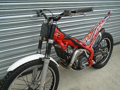 Beta EVO 300 (2 stroke) trials bike .