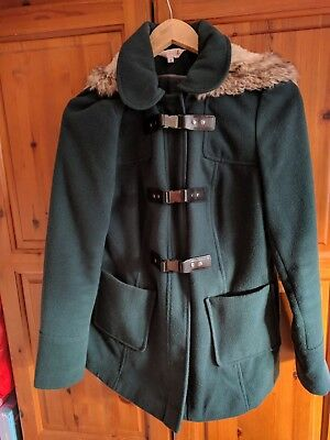 Ladies Red Herring Maternity Coat Size 10 Clothing, Shoes & Accessories Coats & Jackets