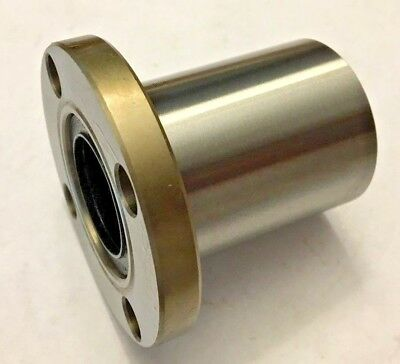 NB SWF-16GUU Slide Bush Flane Bearing, FAST FREE SHIPPING