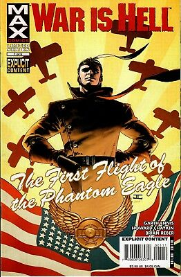 War is Hell #1 - Garth Ennis - The First Flight of the Phantom Eagle