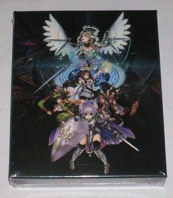 Demon Gaze Limited Edition PS Vita New Sealed Collectors US Import Official