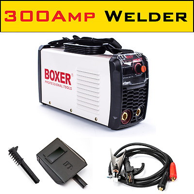 300 Amp Inverter Welder MMA Portable Welding Machine IGBT 300A + Accessories