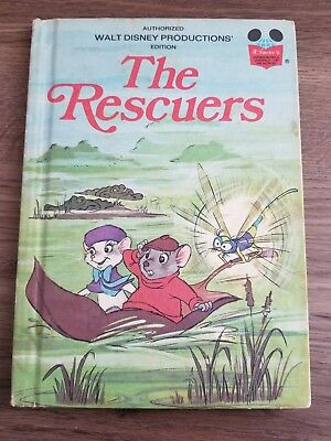 THE RESCUERS (Disneys Wonderful World of Reading) by Disney Book Club
