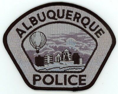 Albuquerque Police Subdued Swat New Mexico Nm Patch Sheriff