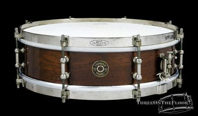 1930s Ludwig Pioneer Model Vintage Snare Drum Solid Shell :  4 x 14