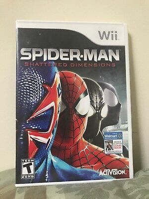 Spider-Man: Shattered Dimensions [Wii] [WITH EXCLUSIVE BONUS COMIC]