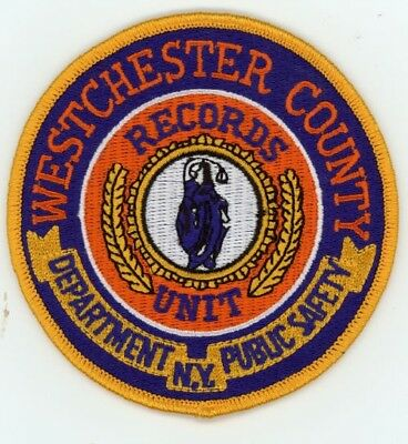 Westchester County New York Ny Department Of Public Safety Records Patch Police