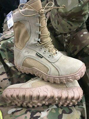dd8d8a6d58a ROCKY S2V WATERPROOF 400G Insulated Tactical Military Boot GSA ...