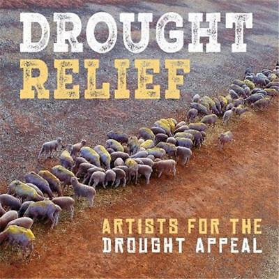 Drought Relief Artists For The Drought Appeal Various Artists 2 CD NEW