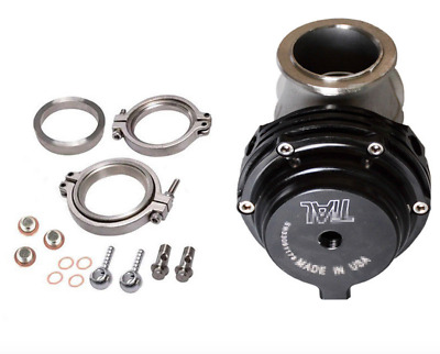 38mm External Wastegate Mvs V-Band Flange Turbocharger USA 2-3 Day Delivery Logo