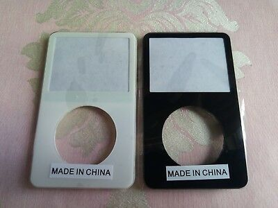 NEW Front Faceplate Housing Case Cover for iPod 5th Video 30GB 60GB 80GB