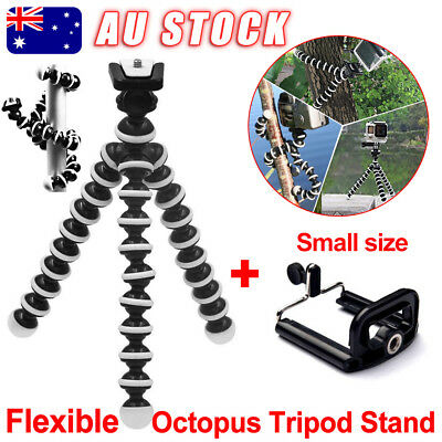 Flexible Octopus Stand Gorilla Pod For Universal Phone GoPro Camera DSLR Tripod