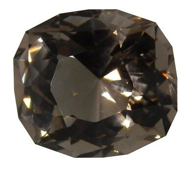 100% Natural Smoky / Smokey Quartz Gem Stone AAA+ Luster 15.18ct