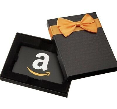 $50 Amazon Gift Card - Does Not Expire - Fast Shipping