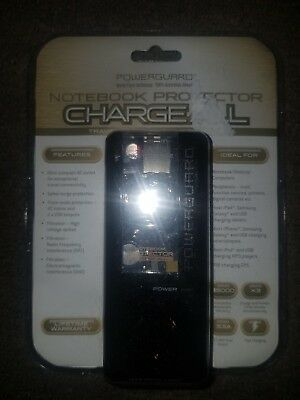 Powerguard Notebook Protector Charger