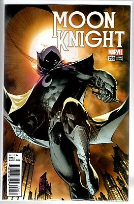 Marvel Comics MOON KNIGHT #200 VARIANT COVER 1:25 TAN