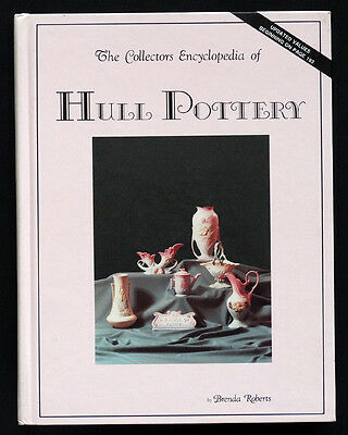 ANTIQUE Vintage COLLECTORS ENCYCLOPEDIA HULL ART POTTERY Ref Book / COOKIE JAR