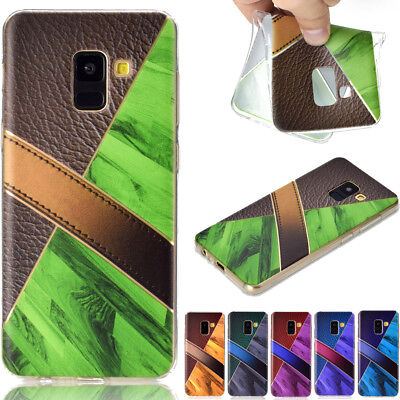 Patterned Ultra Thin Rubber Silicone TPU Case Cover For iphone 7 8 X Xr XS Max