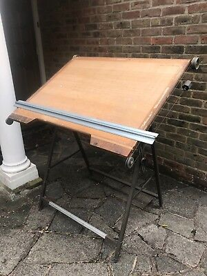Vintage Architects A Frame Draft / Drawing Board 60's/70's