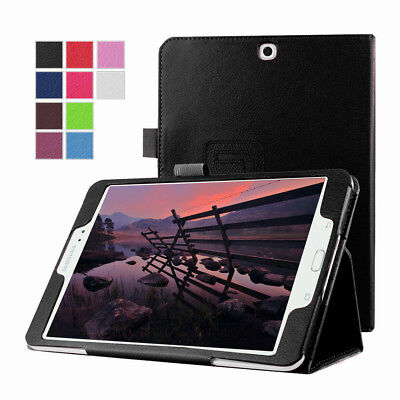 PU Leather Flip Tablet Stand Case For Samsung Galaxy Tab S2 9.7'' T810 T813 T815