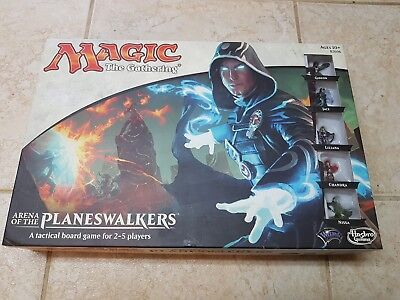 Magic The Gathering: Arena of the Planeswalkers Game Hasbro