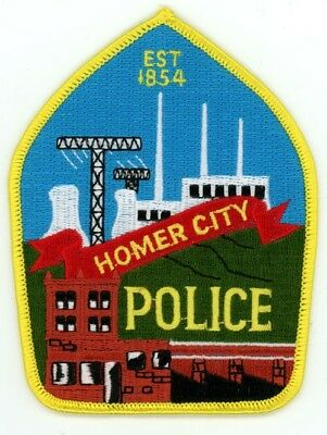 Homer City Police Pennsylvania Pa Patch Sheriff Colorful