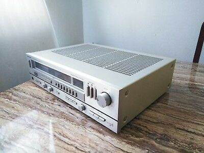Vintage Technics Sa-424 Stereo Receiver In Abolutely Good Original Condition.