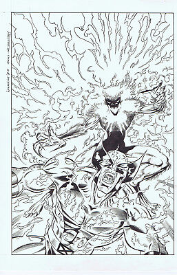 Wolverine Unleased Issue 8 Cover - Lee Sullivan reprints Frank Millers Wolverine