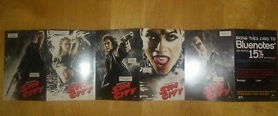 Sin City post cards