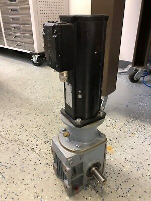 system 3R Workmaster Z axis Motor & Gearbox