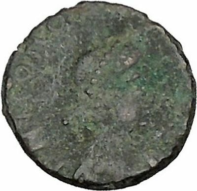 Honorius  393AD Ancient  Roman Coin Victoty Nike Cult  i42524
