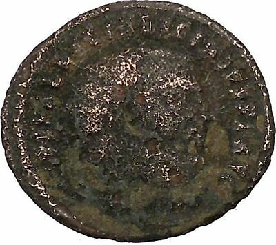 Licinius I Constantine The Great enemy 312AD Ancient Roman Coin Jupiter i45830